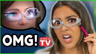 3 Weird 'As Seen On TV' Products Put To the Test | Don't BUY Until I Try! Natalies Outlet