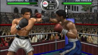 Muhammad Ali vs Joe Frazier - Knockout Kings 2003 (Tournament)