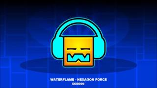 [3.95 MB] Waterflame - Hexagon Force [ Geometry Dash Music ]