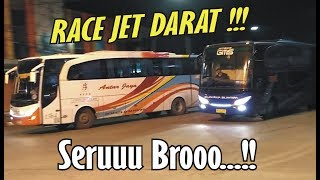 Download Video Tanpa Ampun!! Bus Malam Ngeblong Balapan di Tikungan Antar Jaya, GMS, Rosalia Indah, Garuda Mas MP3 3GP MP4