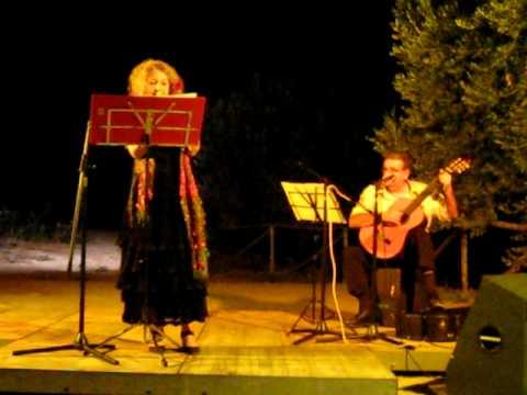 Cuore Siciliano  Chitarra Argentina ad Halesa Angela Diana di Francesca e Luis Sottile
