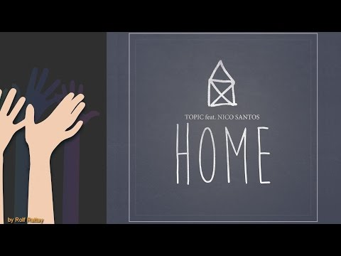 TOPIC - HOME ft. Nico Santo Instrumental