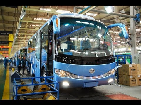 Inside Innoson Motor Manufacturing Plant Nnewi Nigeria - World's First Black-Owned Car Manufacturer