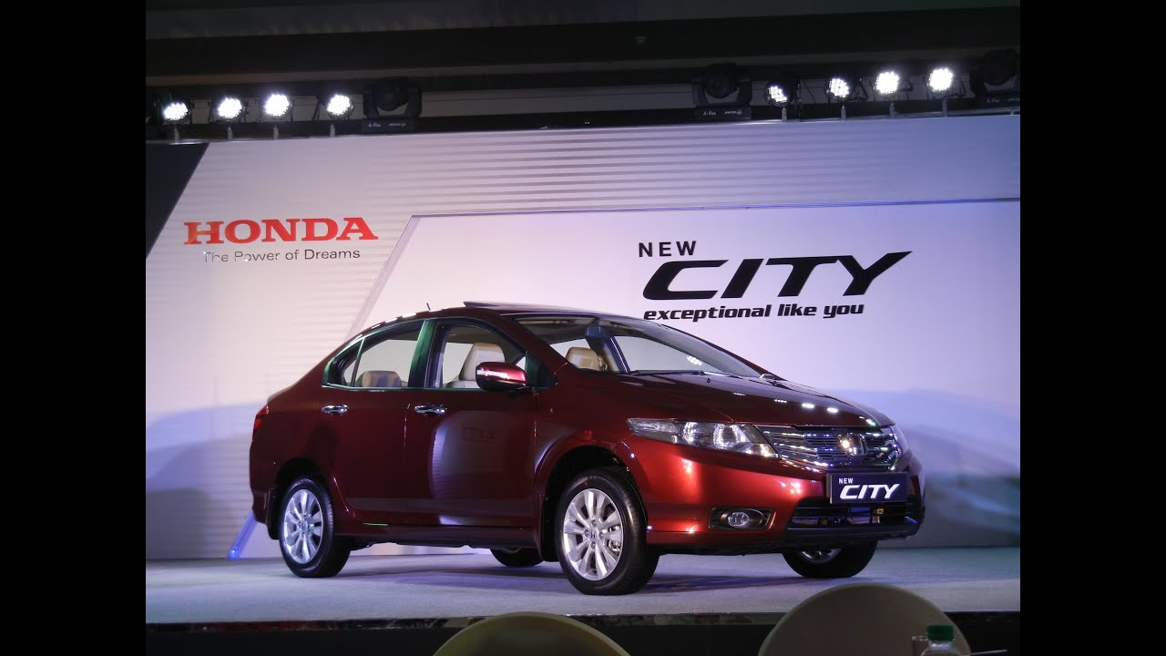 New Honda City 2011 New Model India Interiors And Exterios Electric