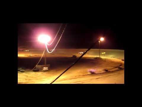 Desert Thunder Raceway Modified Main Event 9/29/17