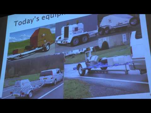 URI Transportation Forum - Dr. Geoffrey Rowe