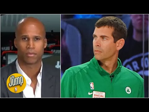 Is Brad Stevens right comparing the Heat to the Warriors? | The Jump