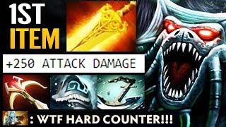 Solo Off Lane Tidehunter - 1st Item Radiance Counter Phantom Lancer Dota 2 by Iceberg