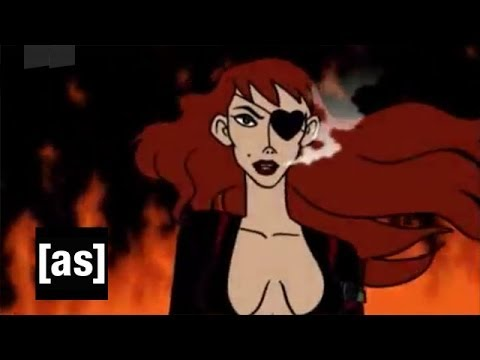 Do You Want Me, Hank?   The Venture Bros.   Adult Swim