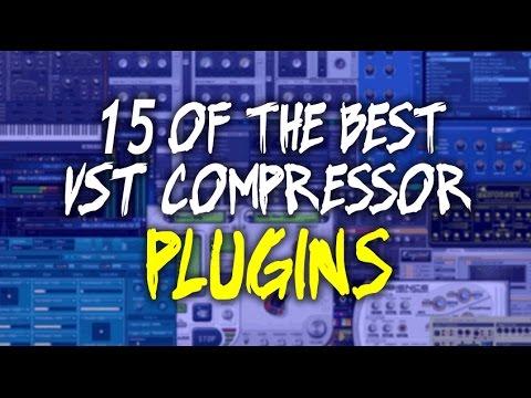 15 of Best VST COMPRESSOR Plugins (PC/MAC, for 2016)