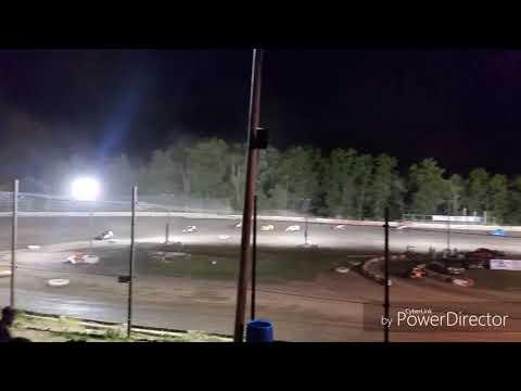 Mod Lite A Main Hilltop Speedway June 14th 2019