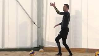 SPORTINNOVA.NL: Training Tester for beachvolleyball