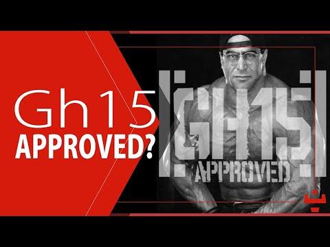 Musculação Levado a Sério: GH15 O Que é ? Apresentação