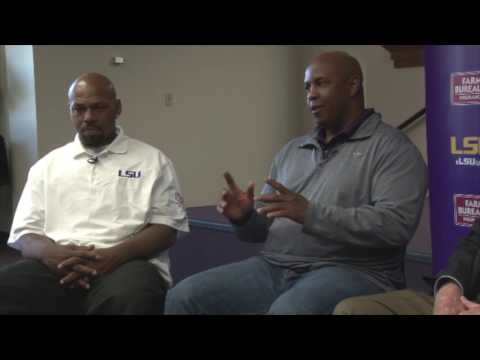 What does it take to be an LSU running back? Running Backs Roundtable