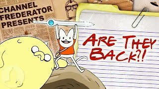 Are Beth and Shermy Reincarnations of Finn and Jake? | Channel Frederator