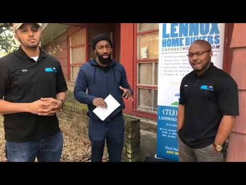 Cash Out Houston & 97.9 the Box | Lennox Home Buyers