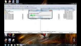 Как собрать файл программой Total Commander