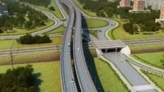 видео инфраструктурное строительство