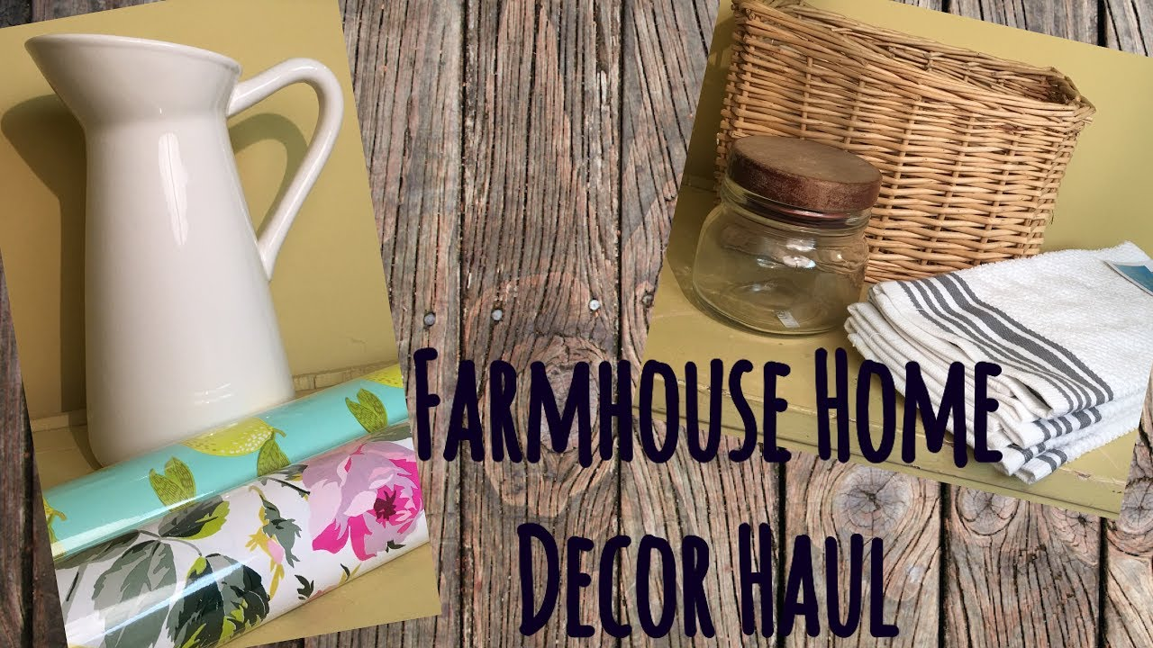 Shabby Chic Farmhouse Home Decor Goodwill Homegoods Target Amazon Youtube