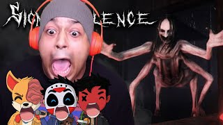 THIS GAME IS INTENSE!! ME AND DELIRIOUS LOST IN SCARY AHH WOODS!  [SIGN OF SILENCE] [#02]