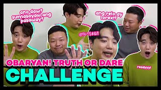 ObarRyan Vlog: Tongue Twister Challenge