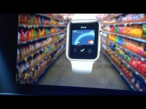 CNET News - Check out how Apple Pay works on the Watch