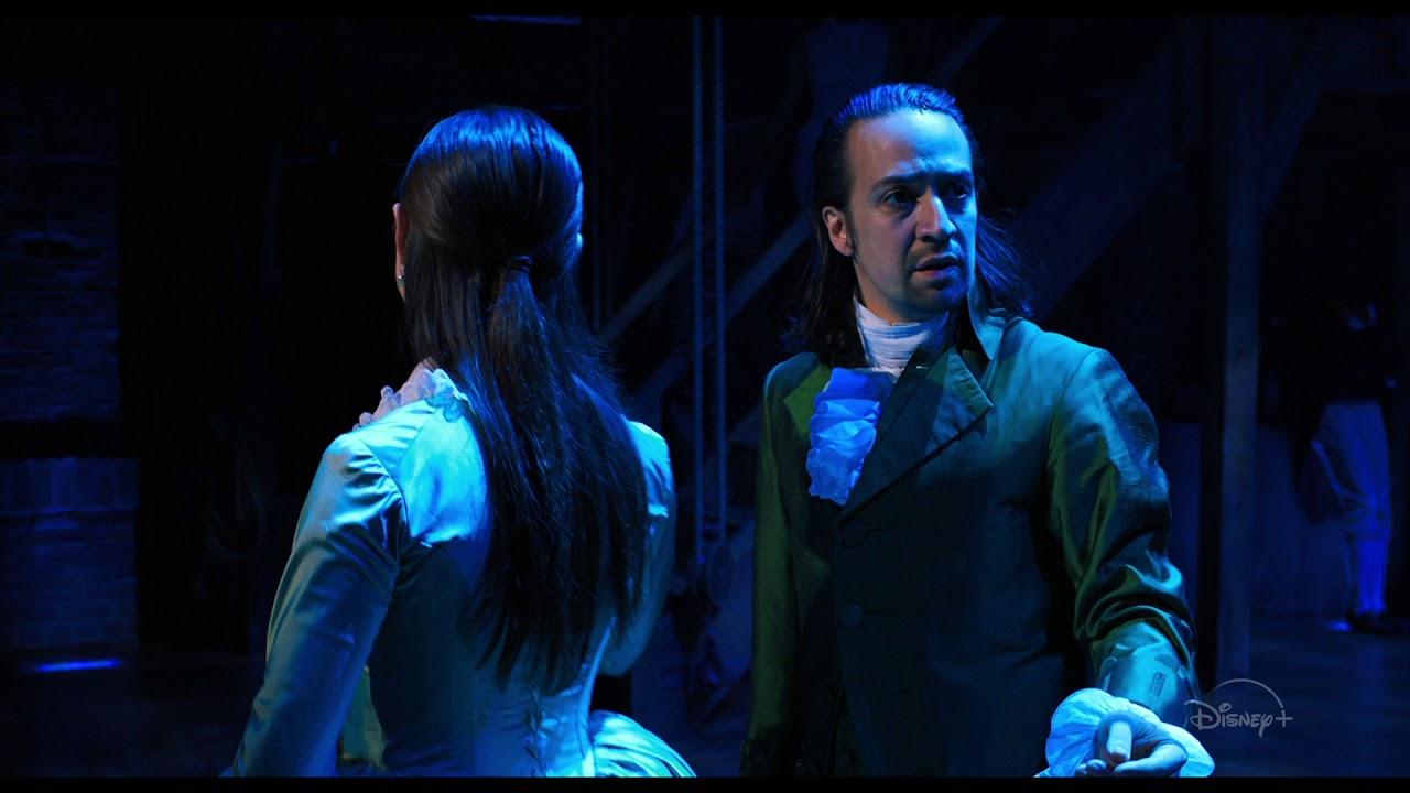 Hamilton | Estreno 3 de julio en Disney+