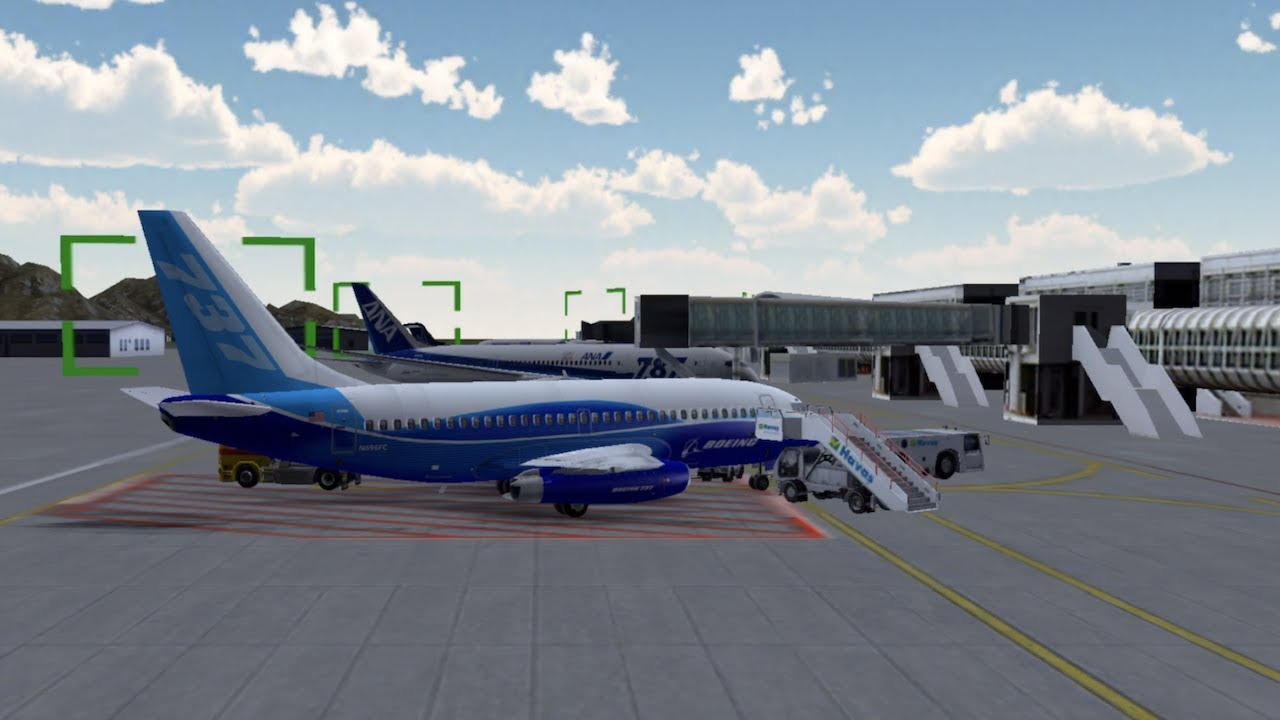 Flight 787 Flight Sim - The Best FREE Flight Simulator?