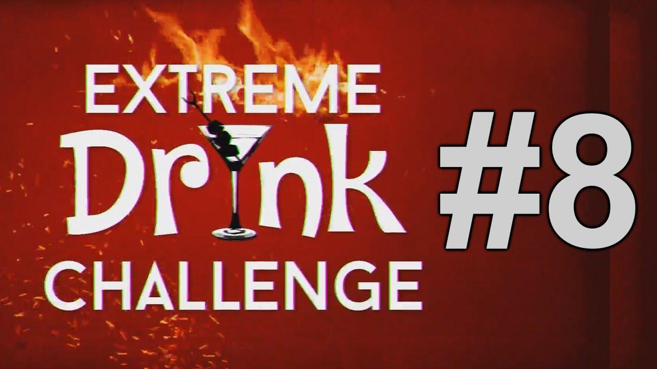 EXTREME DRINK CHALLENGE #8 (Gość – KABARET CZWARTA FALA) [ChwytakTV]