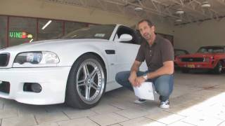 2006 BMW M3 Coupe FOR SALE Tony Flemings Ultimate Garage reviews horsepower ripoff complaints video