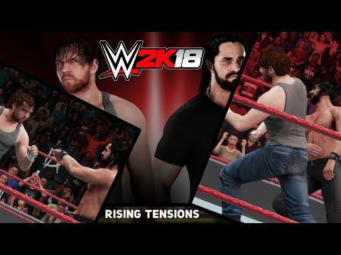 WWE 2K18: What Happens When The Tag Team Champions Become Rivals?