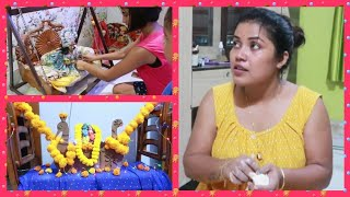 Bengali Vlog # নির্স্বাথে যারা রক্ষা করবে... পুপু তাদের হাতে বাঁধলো রাখী