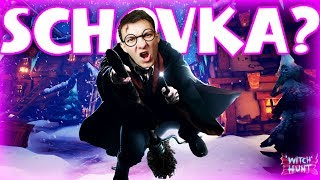 SCHOVKA S HARRY POTTREM? | Witch It | HouseBox