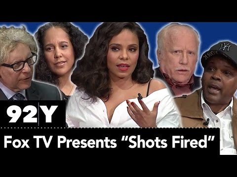"""Fox TV presents """"Shots Fired"""" - a discussion with series stars and creators"""