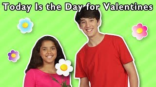 Today is the Day for Valentines + More | Mother Goose Club Nursery Playhouse Songs & Rhymes