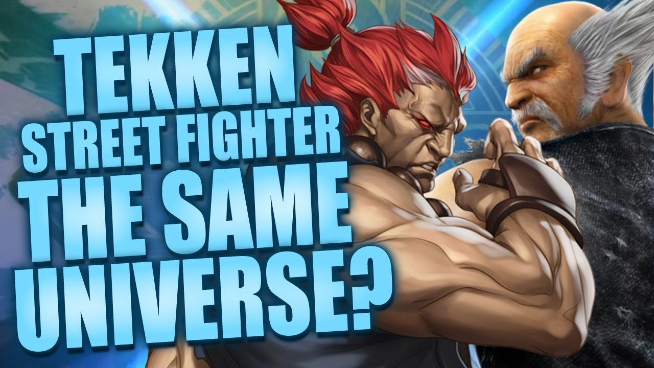 Do Tekken And Street Fighter Share The Same Universe