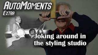 Joking Around in The Chrysler Styling Studio - Vince Geraci | AutoMoments
