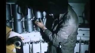 ННА ГДР. Применение Советской самоходной артиллерии.