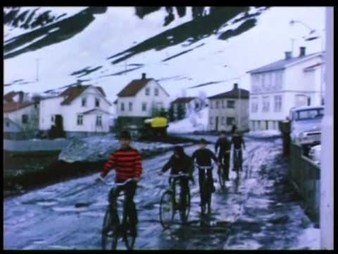 Seyðisfjörður, Iceland, 1962-1970