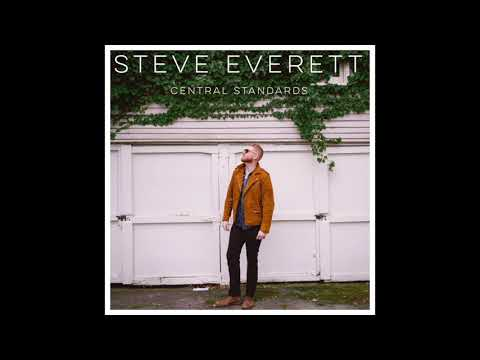 "Steve Everett ""Jet Black Heart"" (Official Audio)"