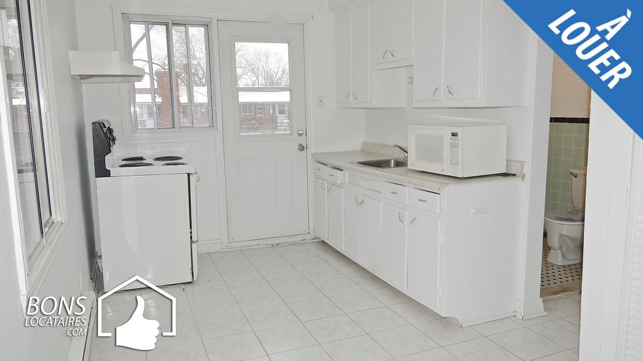 Logement à louer, Appartement à louer, condo à louer, maison*Ahuntsic: 3 ½ - 620$ BonsLocataires ...