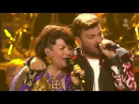 Marteria - Medley - Miss Platnum - OMG, Kids (2 Finger an den Kopf) - Echo 2014 in Berlin - ARD HD