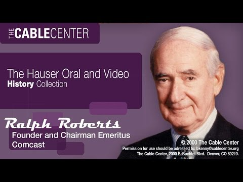Ralph Roberts: Oral and Video History Collection Interview