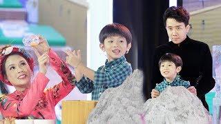 """Tiểu soái ca Hàn Quốc hóa Thầy giáo khiến toàn bộ BGK """"điêu đứng"""" khi trở lại Gala Biệt Tài Tí Hon 2"""