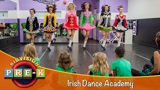 KidVision Pre-K Irish Dance Academy Field Trip