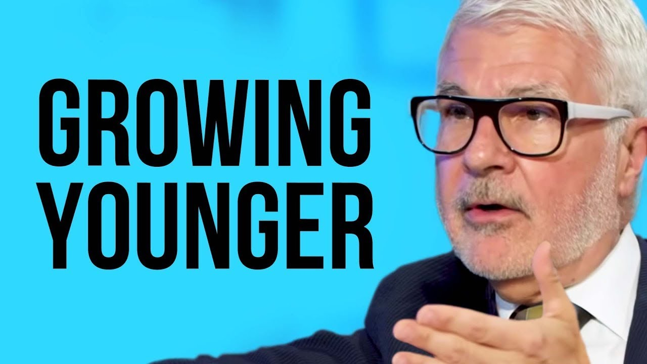 How to Stay Healthy Until You're 105 (It's In Your Gut)   Dr. Steven Gundry on Health Theory