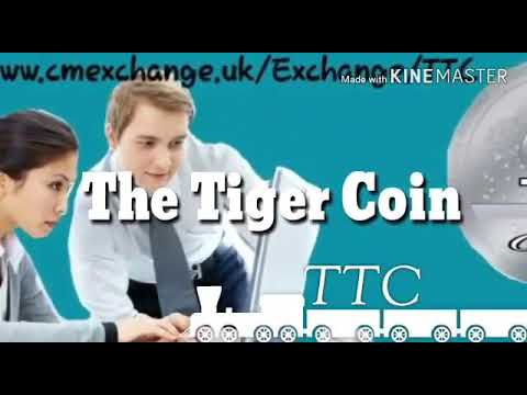 The Tiger Coin Life Changing Opportunity Full Details TTC Coin