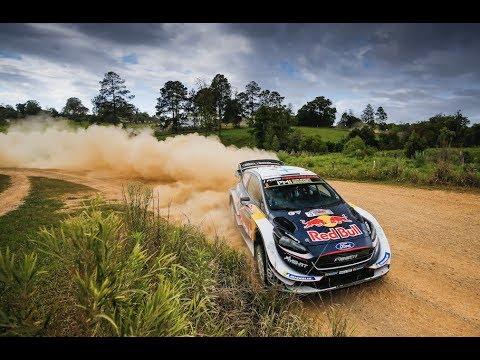 WRC. Sebastien Ogier w Australii