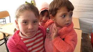 Escuela kurda de Kobanê (12/2014)