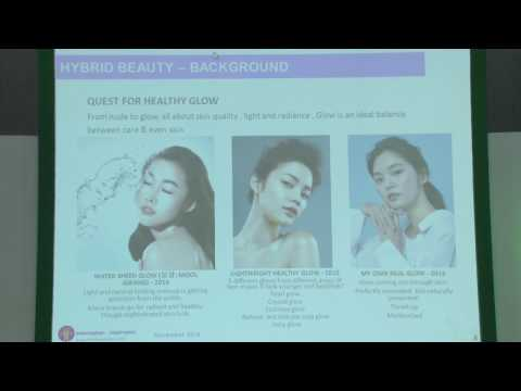 Hybrid beauty in Asia